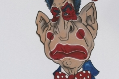 Ronald Reagan Clown