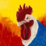 Patriotic Cock