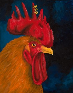 Rooster - Triple Threat