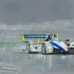 Speed #2, Oil on Panel