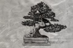 metal-bonsai