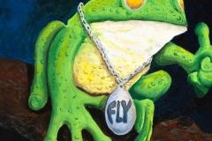 King Bling the Frog